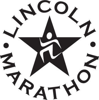 Lincoln National Guard Marathon and Half Marathon logo