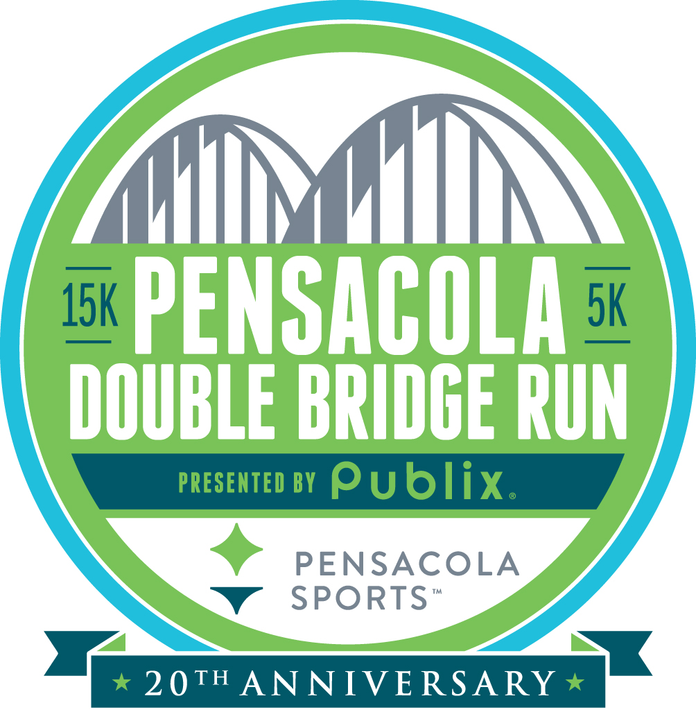 Pensacola Double Bridge Run - 2017  - Volunteer Registration logo