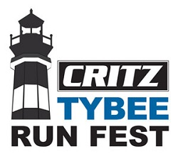 Critz Tybee Run Fest Volunteer logo
