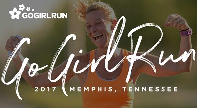 2017 Go Girl - Memphis - Volunteer logo