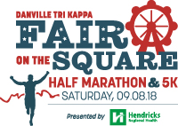 Fair on the Square Half Marathon and 5K logo