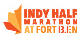 Indy Half Marathon at Fort Ben Volunteers logo