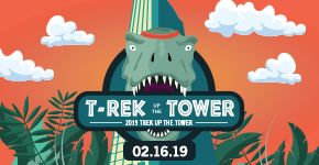 Trek Up The Tower logo