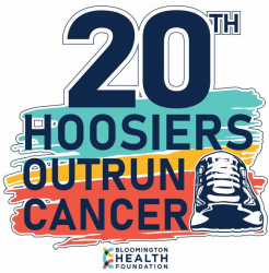 Hoosiers Outrun Cancer - Volunteer Registration logo