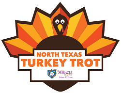 North Texas Turkey Trot 2019 logo