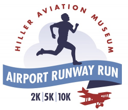 Airport Runway Run - Volunteer Registration logo