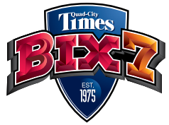Quad City Times Bix 7 logo