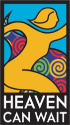 Heaven Can Wait Walk/Run 2020 logo
