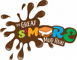 The Great S'more Mud Run logo