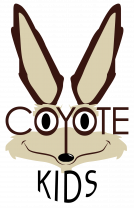 Coyote Kids Summer Running Program logo
