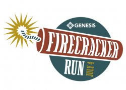 Firecracker Run - East Moline logo