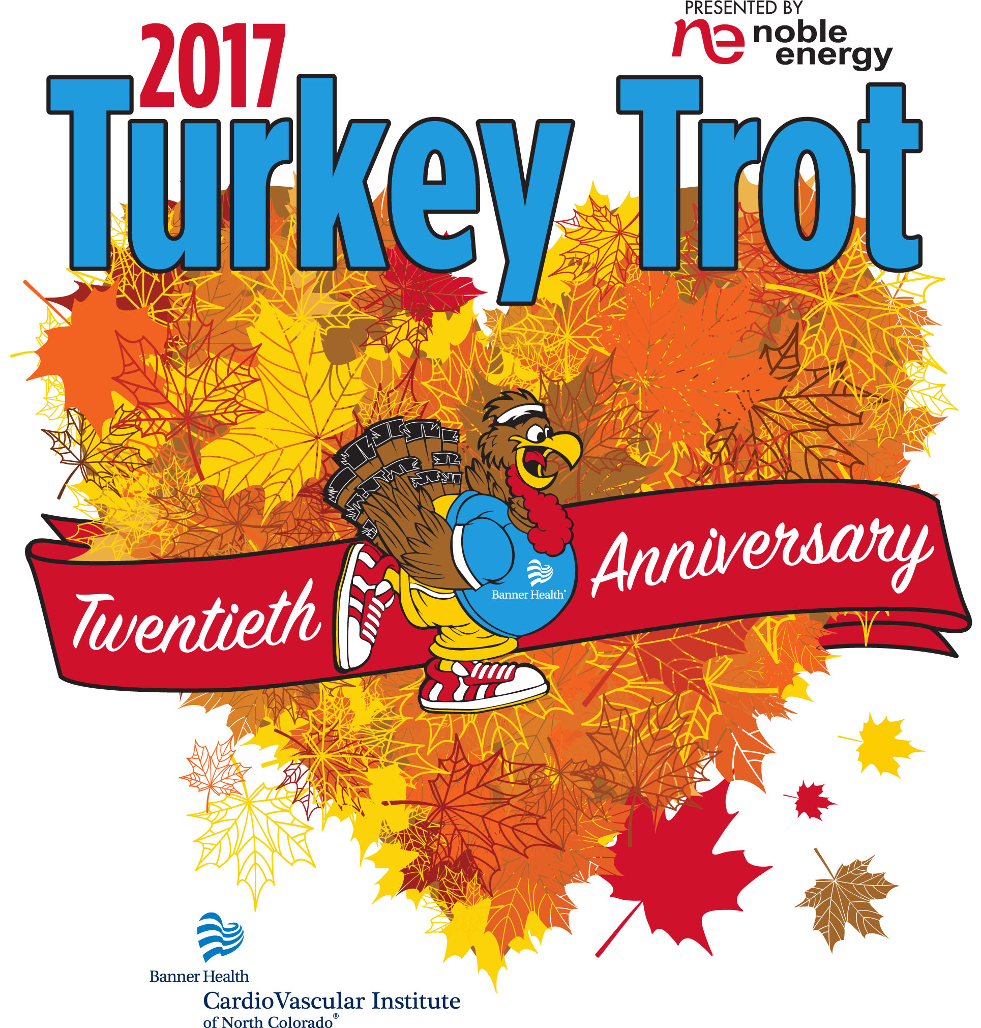 NCMC Turkey Trot 2017 Volunteer logo