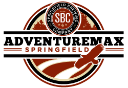 2017 AdventureMax Springfield Half and 10K logo