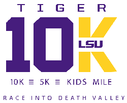 Tiger 10K - 5K - Kids Mile logo