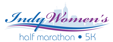 Indy Women's Half Marathon - 8th Annual logo