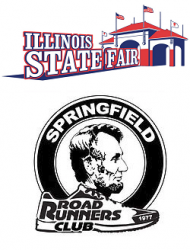Illinois State Fair Parade Run logo
