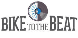 Bike to the Beat Volunteer logo