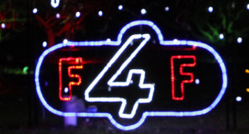 2018 Fort4Fitness Fantasy of Lights 5K logo